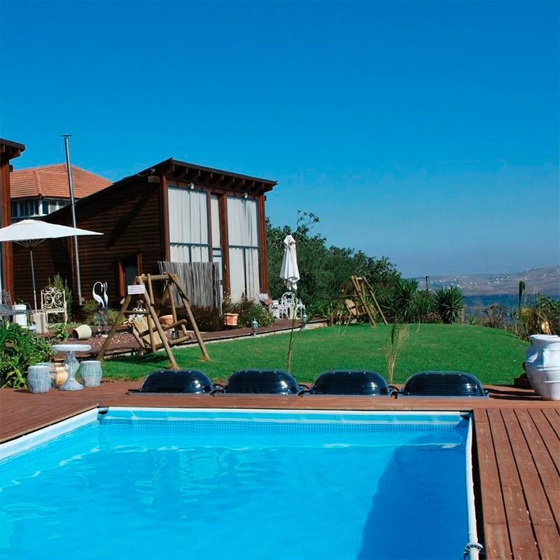 Colector solar piscina poolex maxi pool sun poolaria - Calentadores solares para piscinas ...
