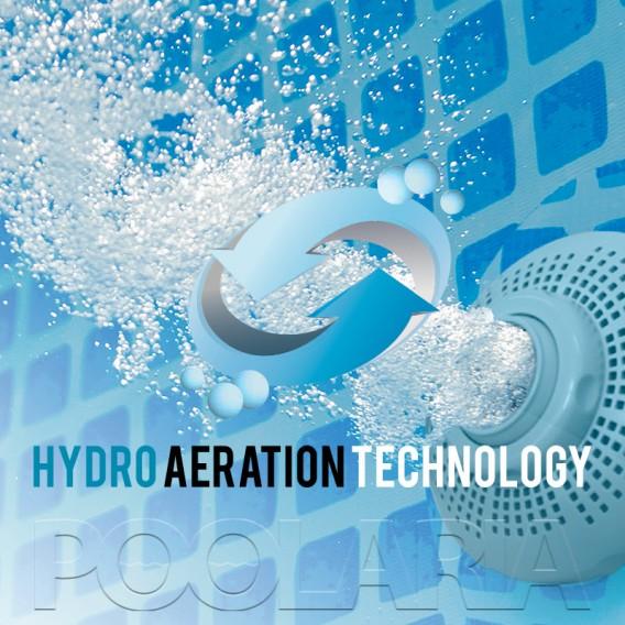 Tecnología Intex Hydro Aeration