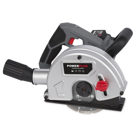 Rozadora ranuradora de pared 1700W Powerplus POWE80050