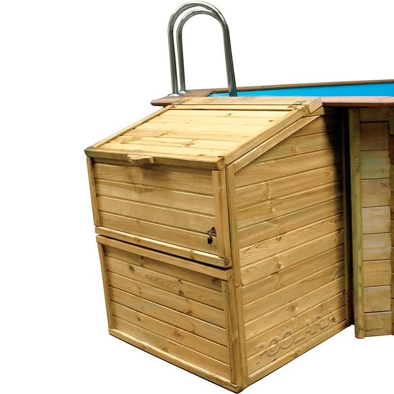 Caseta para depuradora piscina precio affordable deteccin for Caseta depuradora piscina