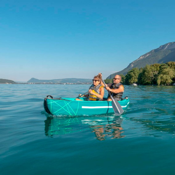 Kayak Waterton 2 personas Sevylor