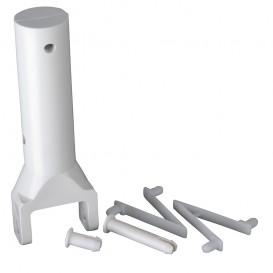 Empuñadura limpiafondos manual clip Gre 40092