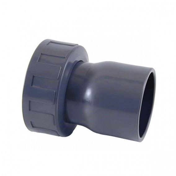 Conjunto racord conexión PVC