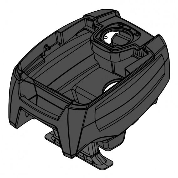 Cuerpo completo gris Zodiac TornaX OT R0766400