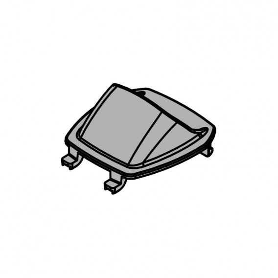Canalizador flujo exterior gris Zodiac TornaX OT R0772300