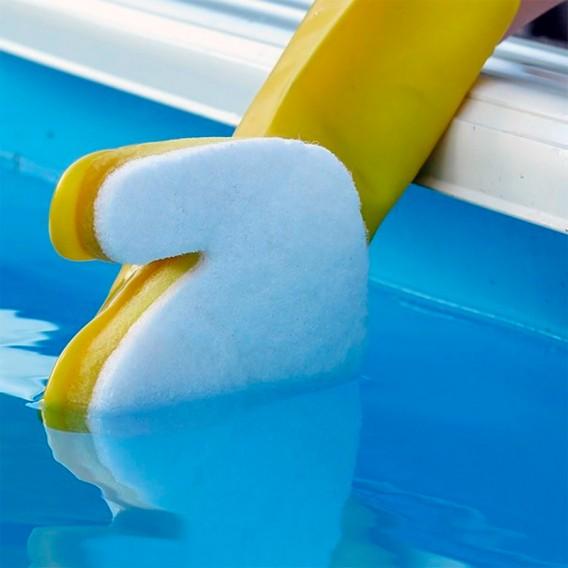 Guante con esponja para línea de flotación Gre GFL5