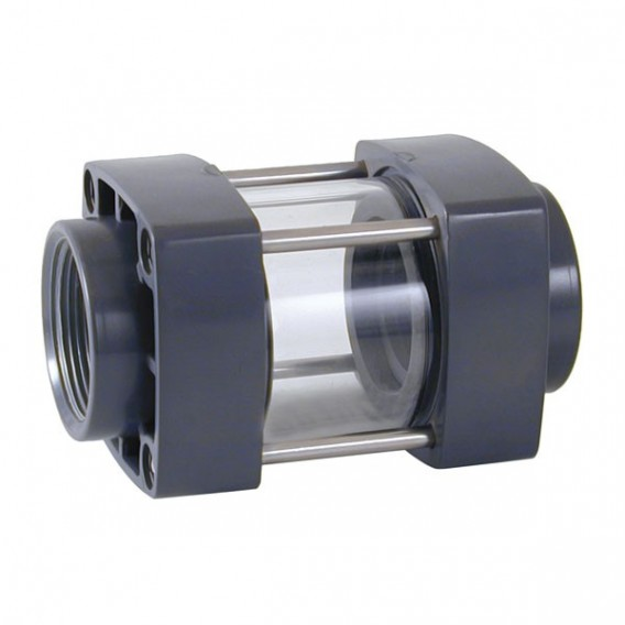 Visor de líquido PVC roscar
