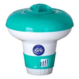 Dosificador de cloro flotante mini Gre 40071