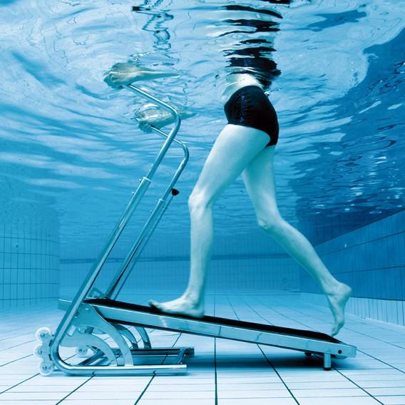 Cinta de correr acuática Aquajogg Waterflex