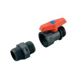 Válvula de bola y machón dosificador AstralPool 4408010107