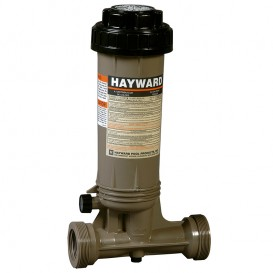 Dosificador de cloro en línea Hayward CL0100EURO