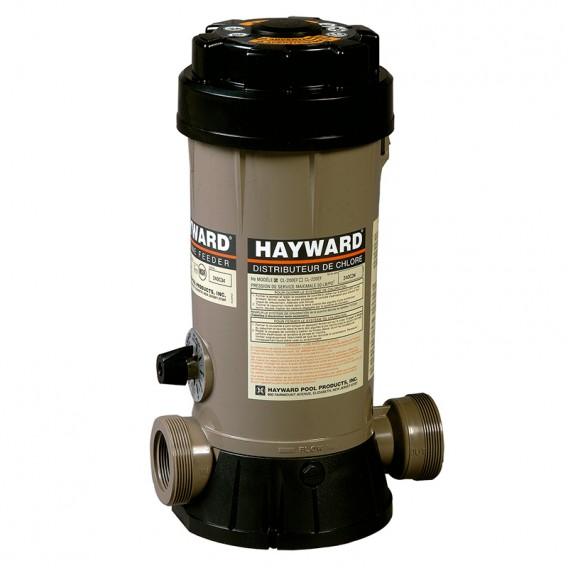 Dosificador de cloro en línea Hayward CL0200EURO