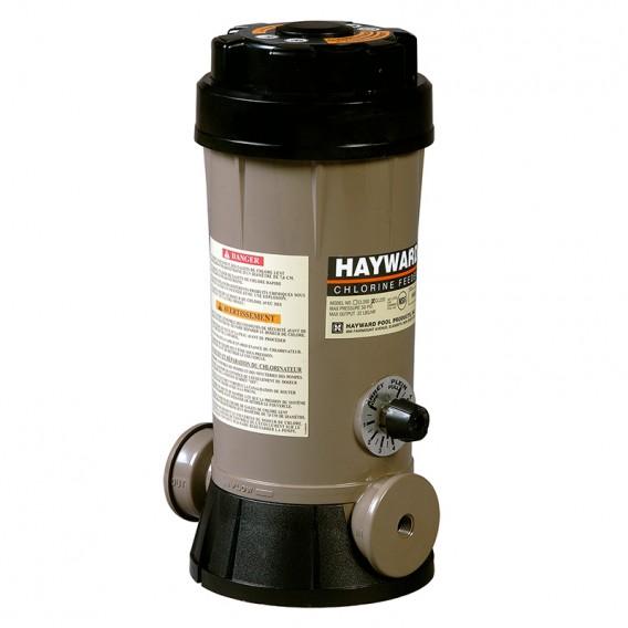 Dosificador de cloro en by-pass Hayward CL0220EURO