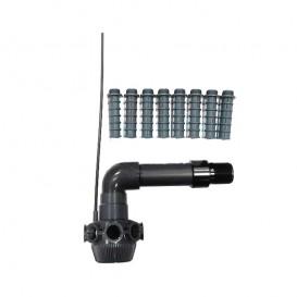 Conjunto colector filtro Millennium Ø430 AstralPool 4404010261