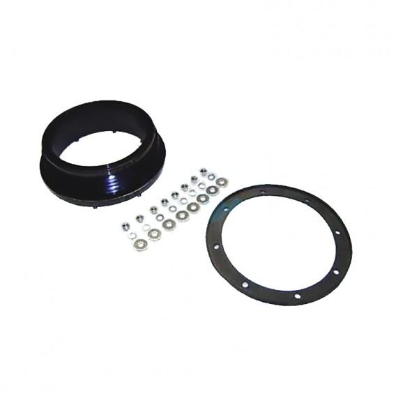 Conjunto base tapa filtro acero inox AstralPool 4404060106