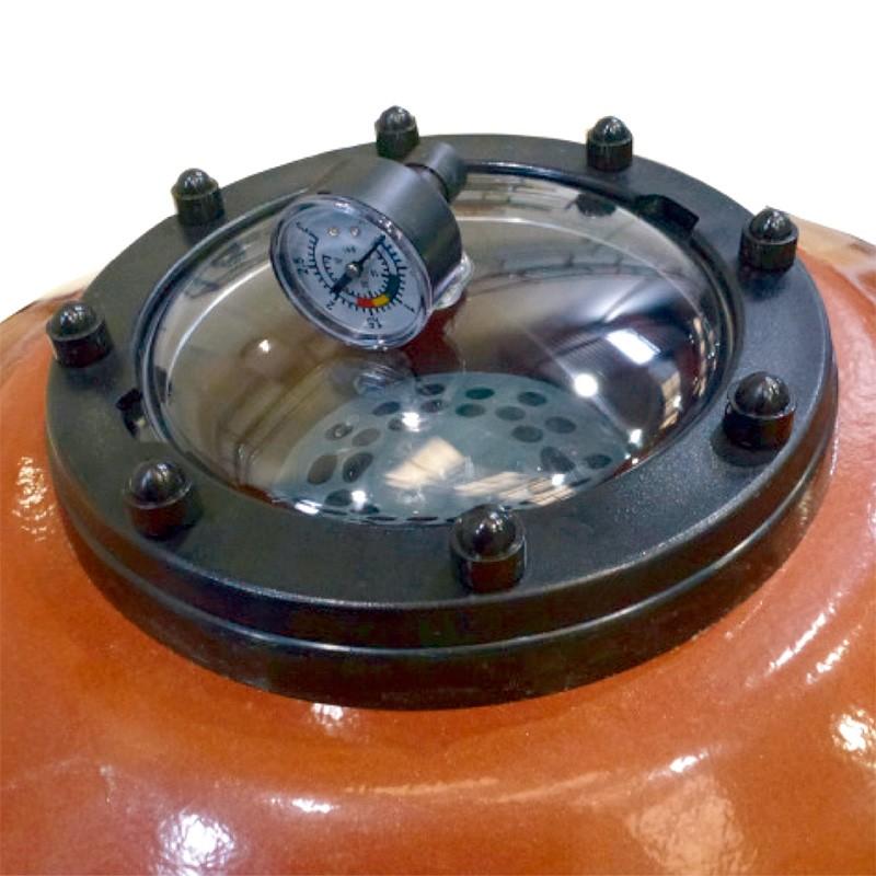 Filtro atlas lateral astralpool depuradora piscina poolaria for Depuradora piscina arena