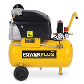 Compresor 24 litros 1500W Powerplus POWX1735