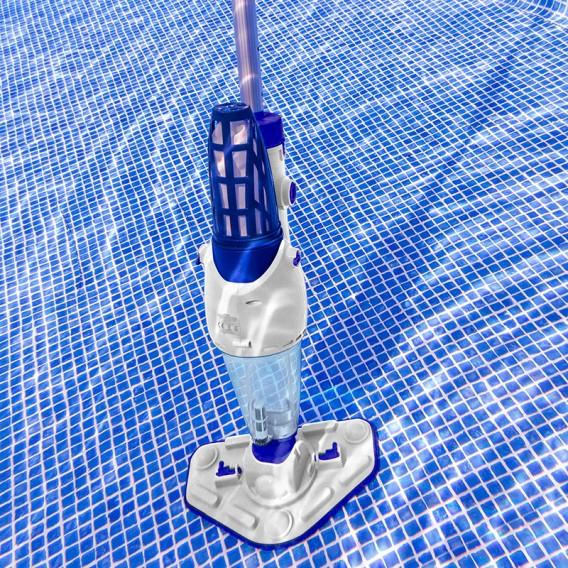 Limpiafondos a batería Gre Electric Vac Plus VCB50