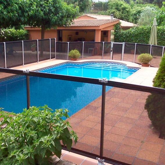 Módulo de 2,5 m para valla piscinas Flash N
