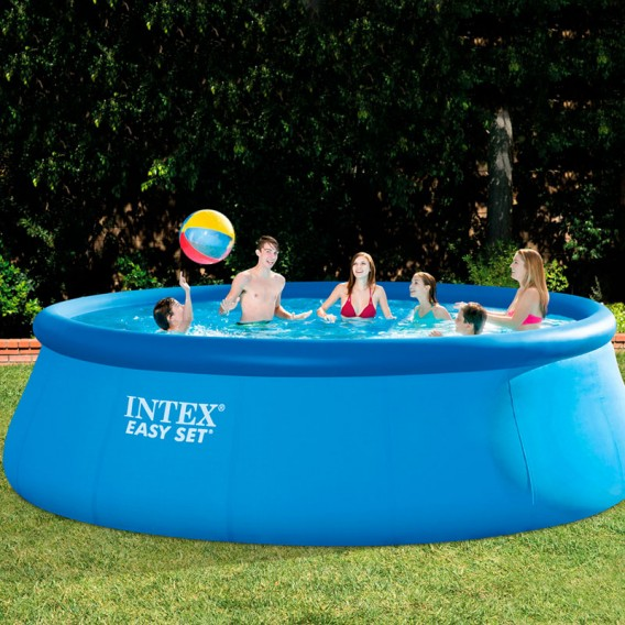 Piscina Intex Easy Set 457x122 26168NP