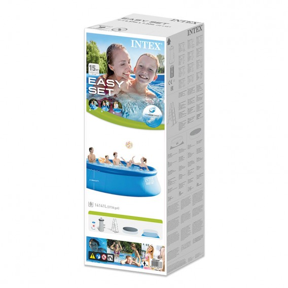 Embalaje piscina Intex Easy Set 26168NP
