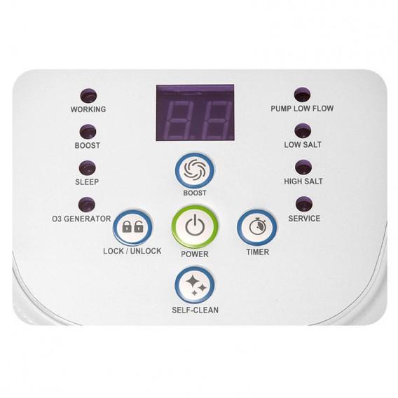 Panel de control clorador salino y ozono Intex 26666