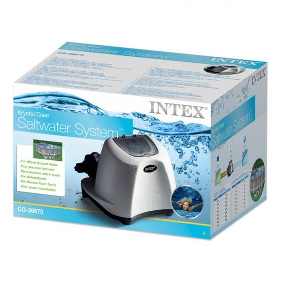 Embalaje clorador salino Intex 26670
