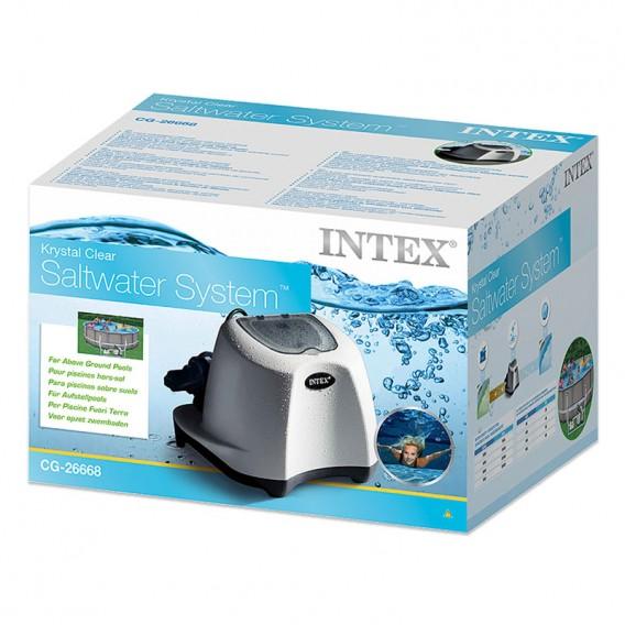 Embalaje clorador salino Intex 26668