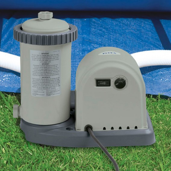 Depuradora de cartucho Intex 5.678 l/h 28636