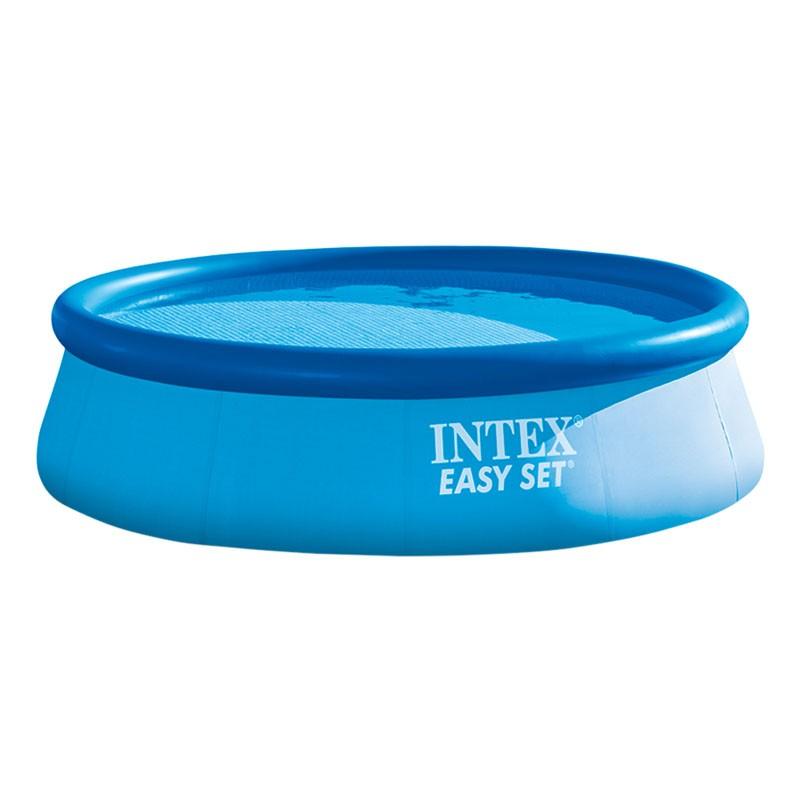 Piscina intex easy set 366x76 con depuradora 28132np for Piscina intex easy set