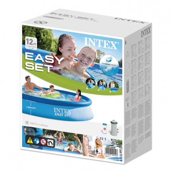 Embalaje piscina Intex Easy Set 28132NP