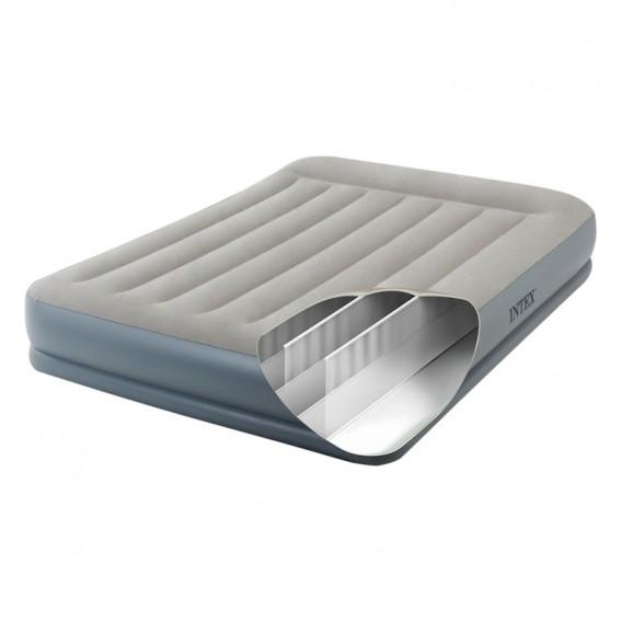 Colchón hinchable Intex Pillow Rest Mid-Rise doble 64118