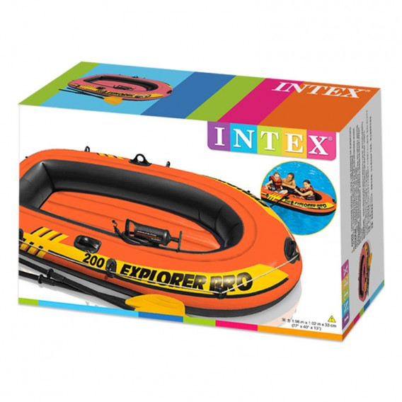 Bote hinchable Intex Explorer Pro 200 58357NP