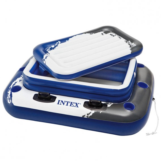 Nevera flotante Intex Mega Chill 2 hinchable 58821NP