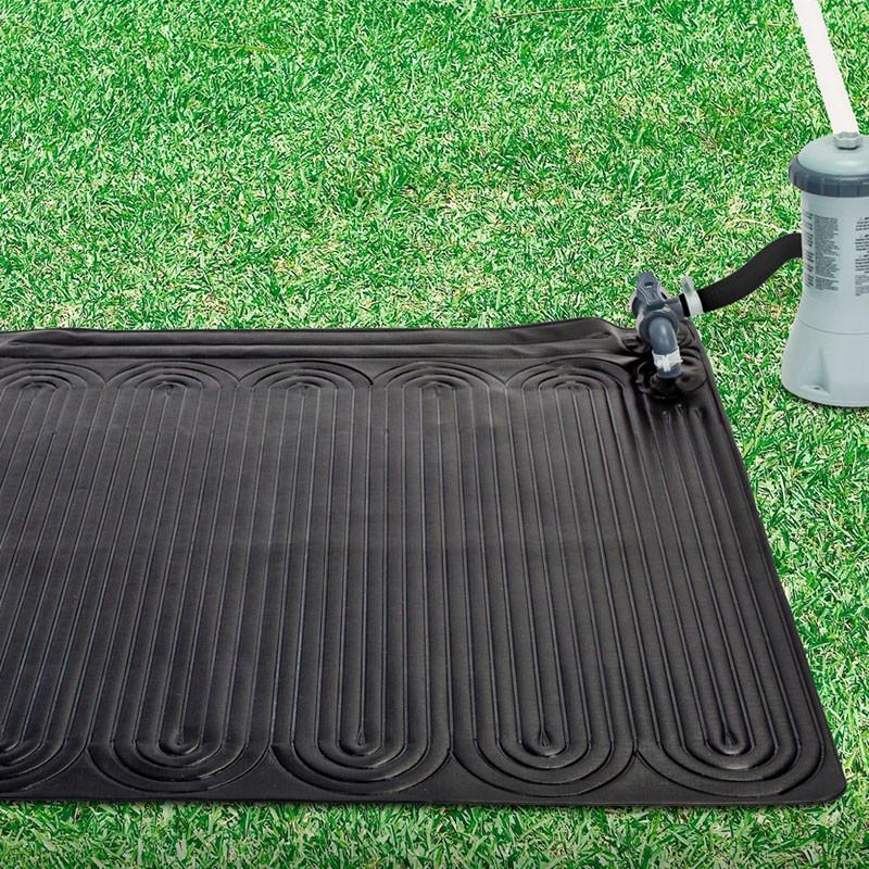 Calentador para piscina intex solar mat 28685 poolaria for Accesorios piscinas desmontables
