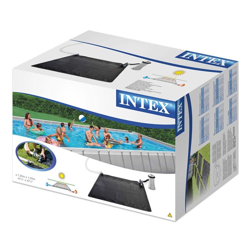 Calentador para piscina intex solar mat 28685 poolaria for Accesorios piscinas intex