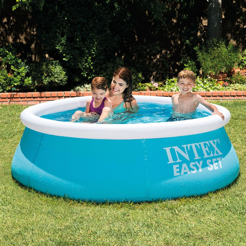 piscina intex easy set 183x51 28101np poolaria