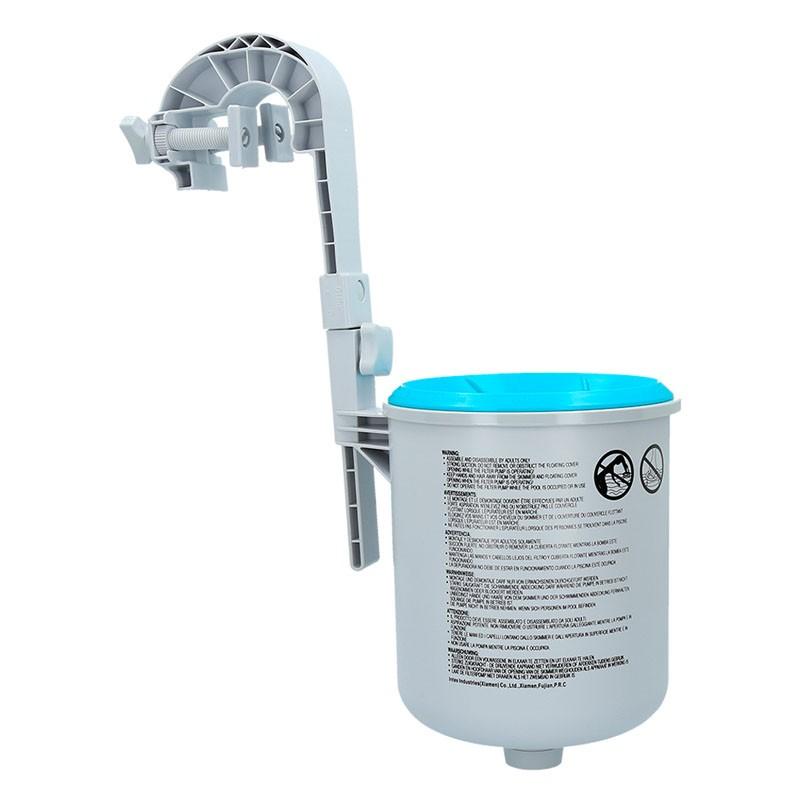 Skimmer intex deluxe para depuradora 28000 poolaria for Accesorios piscinas desmontables