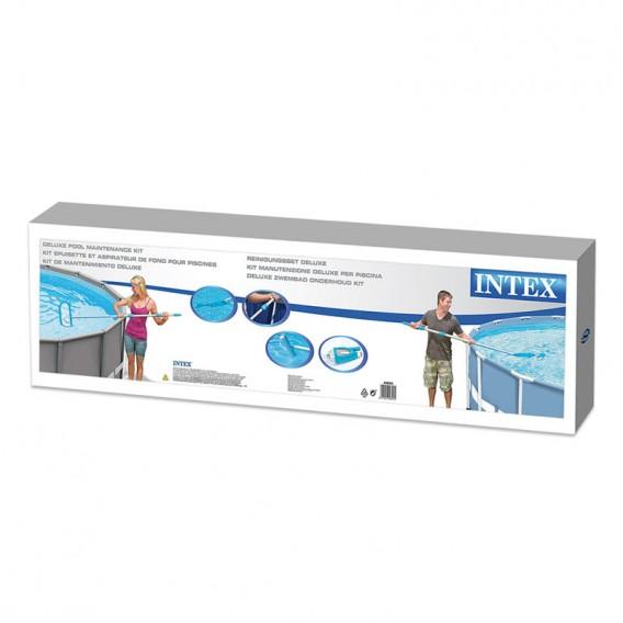 Kit mantenimiento piscinas Intex Deluxe 28003