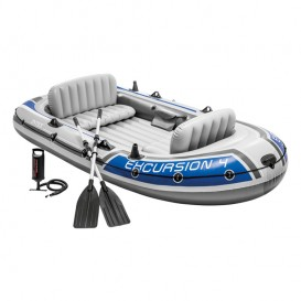 Bote hinchable Intex Excursion 4 68324NP