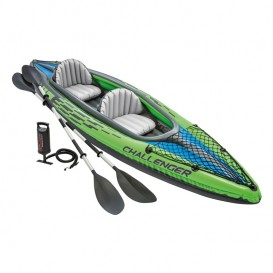 Kayak canoa hinchable Intex Challenger K2 68306NP