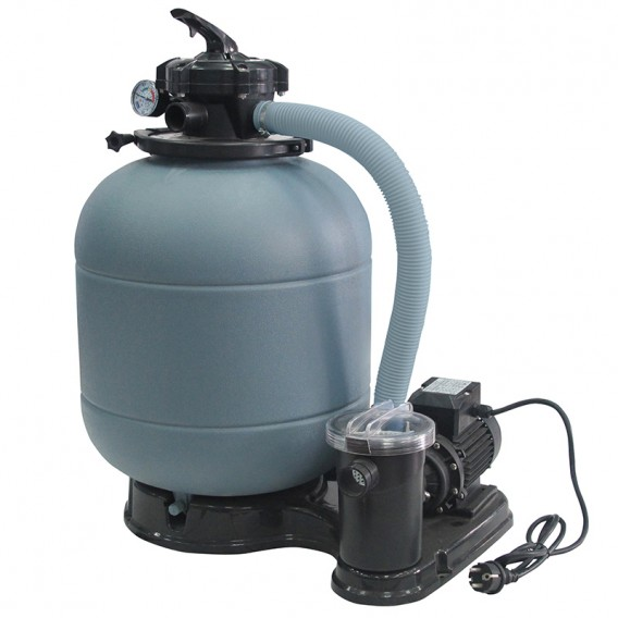 Filtro de arena Gre depuradora piscina con bomba FS400