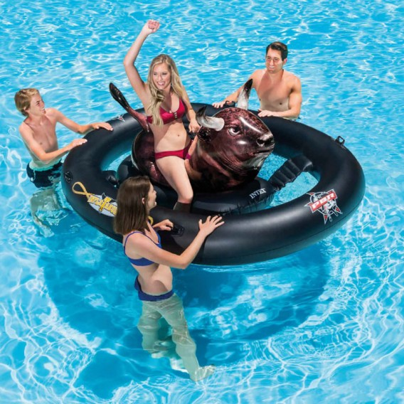 Toro hinchable Intex InflataBULL 56280EU
