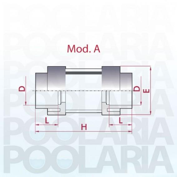 Visor de líquido PVC encolar