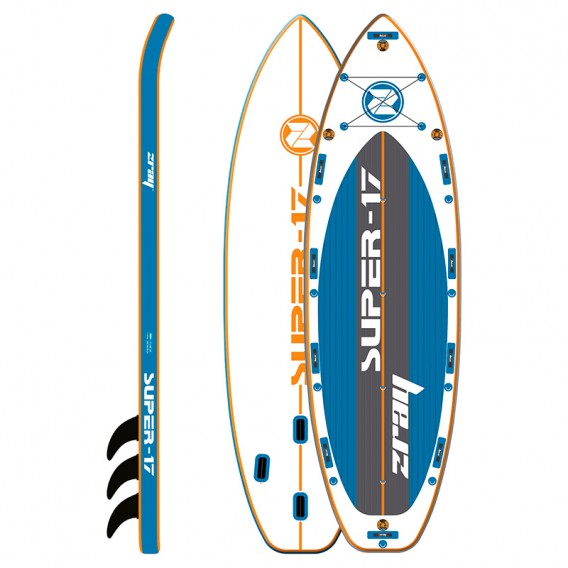 Tabla SUP hinchable gigante Zray S17