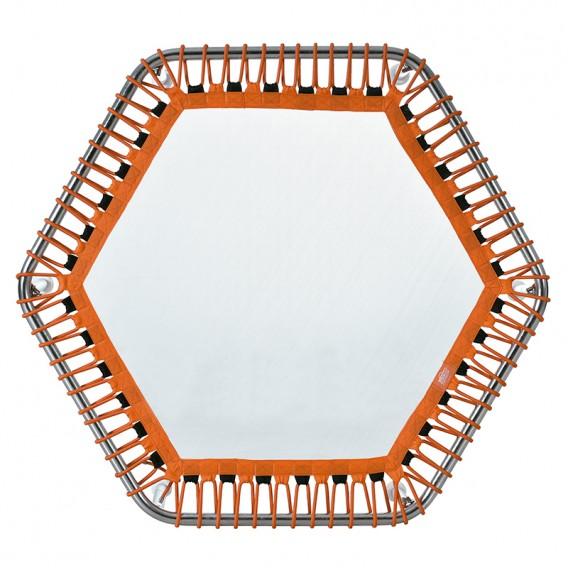 Trampolín acuático WX-Tramp Premium hexagonal