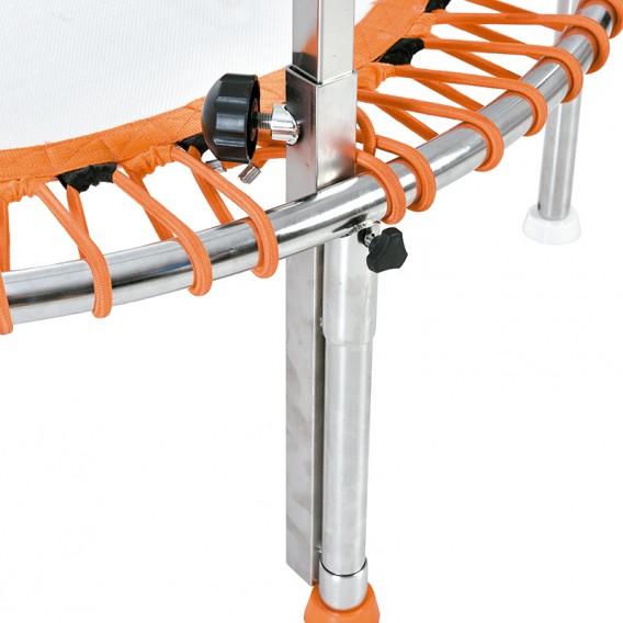 Barra de ejercicio trampolín WX-Tramp Premium