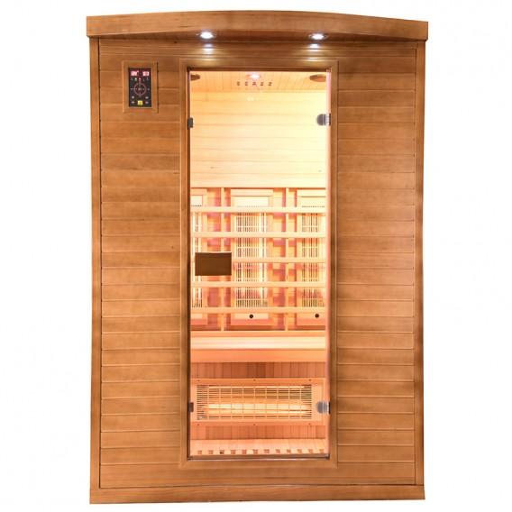 Sauna infrarrojos Spectra 2 personas