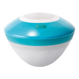 Altavoz flotante Bluetooth con luz LED Intex 28625
