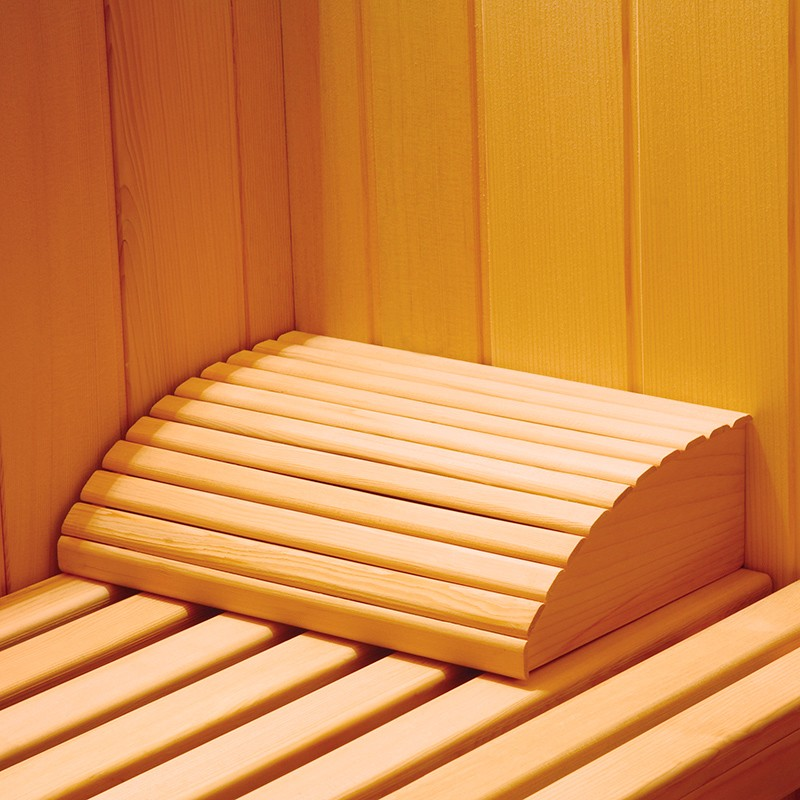 Reposacabezas Sauna De Madera Poolaria - Sauna-madera